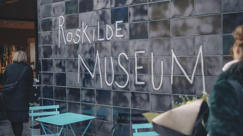 ROSKILDE MUSEUM TILBYDER GÆSTERNE MANDAGSÅBENT OG RABAT I MUSEUMS CAFÉEN FREUNDE