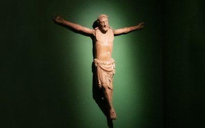 GLEMTE KRISTUS-FIGURER UNDGIK FARER I ÅRHUNDREDER