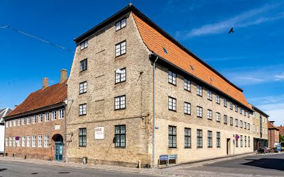 SUKKERHUS I ROSKILDE BYGGEDE PÅ SLAVEHANDEL I 1700-TALLET