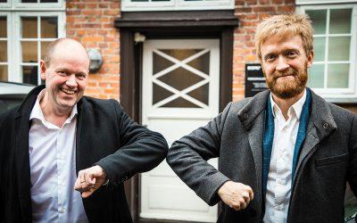 DESTINATION FJORDLANDET FÅR ADRESSE I ROSKILDE