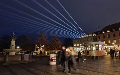 LYSFEST 2021 GAV GÅTUREN ET NYT FORMÅL