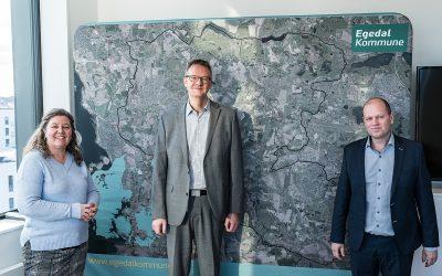MUSEUMSAFTALE SÆTTER FORTIDEN I SPIL FOR IDENTITET OG SAMHØRIGHED I EGEDAL